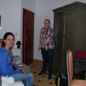 Hannes beim Kuenstler-Symposium - Schloss Gabelhofen (2)