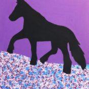 hs_353_80x100_Das schwarze Pferd